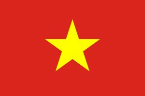 Flagge Vietnam